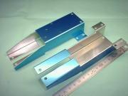 アルミブランケットD アルミ板 A5052P t1.5|企業様向け精密板金加工部品写真